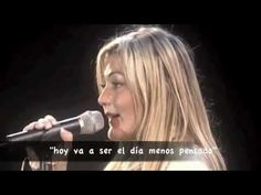 La Oreja De Van Gogh (Amaia Montero) - Rosas [letra - subtitulos]
