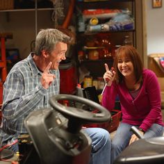 Woo-hoo! 1 month until #TheMiddle returns!