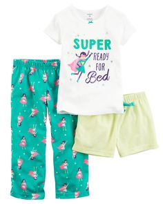 Girl New Arrivals Carters Baby Clothes, Carters Baby Girl, Babies Clothes, Girls Fashion Clothes, Little Girl Fashion, Kids Clothing, Luxury Baby Clothes, Kids Nightwear, Pajama Pattern