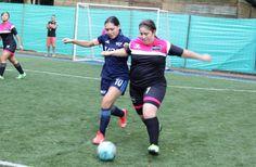 Partidazos en Torneo de Fútbol Cinco