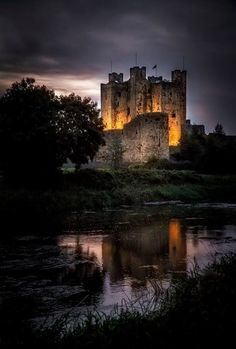 Trim Castle, Co Meath