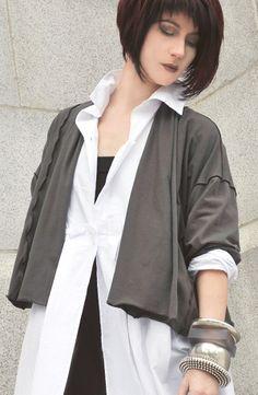 Lisbon Jacket by Kaliyana.