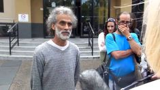 SANTOS BONACCI SPEAKS AFTER COURT - EXPOSES ENTIRE LEGAL FRAUD TO NEWS