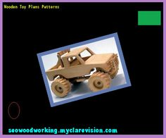 Wooden Toy Plans Patterns 214227 - Woodworking Plans and Projects!