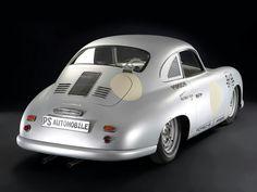 Porsche 356 SL le mans 1953