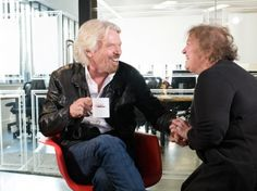 Richards Branson's top 10 quotes on communication