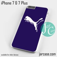 Puma Style 15 Phone case for iPhone 7 and 7 Plus