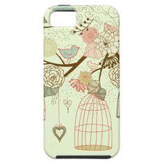 cute birds iphone 5 cases