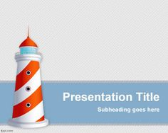 Free powerpoint backgrounds for bts night teaching ideas free lighthouse powerpoint template for abstract presentations toneelgroepblik Choice Image