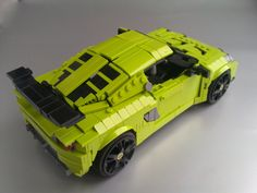 Lotus Exige (back)