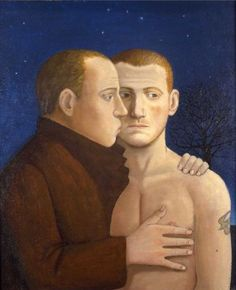 bloghqualls: John Kirby: British artist known for his paintings exploring issues of gender, religion, sexuality, and race.