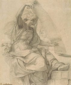Ricciarelli Daniele (Daniele da Volterra) - Sibyl - OR-4702 | da Faces of Ancient Europe