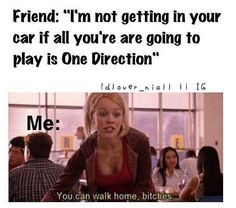 If the won't listen to the boys songs. Imma play zayn's song intead of 1d's