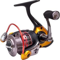 Quantum Fishing Hellcat 40 8-Bearing Spinning Reel ** Check out the image by…