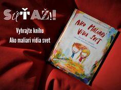 Súťaž prebieha na FB stránke odetskychknihach. Books, Livros, Livres, Book, Libri, Libros