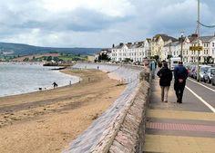 Who loves coastal towns? And we think Sidmouth and Exmou. Visit Devon, Devon Uk, South Devon, Devon And Cornwall, British Seaside, British Isles, Devon Cliffs, Costa, Dartmoor National Park