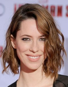 Curly Long Bob Hairstyles New 25 Best Wavy Bob Hairstyles : Easy Hairstyles Medium Short Hair, Short Wavy Hair, Medium Hair Styles, Curly Hair Styles, Short Pixie, California Hair, Choppy Bob Hairstyles, Funky Hairstyles, Short Haircuts