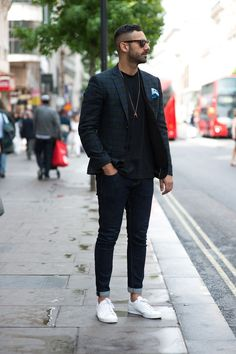 Dashing Mens Street Style
