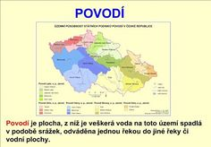 VODSTVO ČESKÉ REPUBLIKY :: Béčko-Tc Montessori Materials, Czech Republic, Geography, Kids Learning, Homeschool, Science, Education, Cuba, Onderwijs