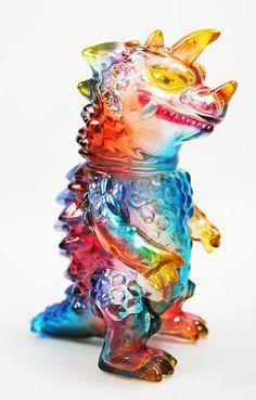 custom Kaiju Drazoran by maxtoycompany, via Flickr