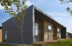 Cembrit flint facadeplade