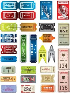 Tickets-in-Different-Styles-Vector-Set