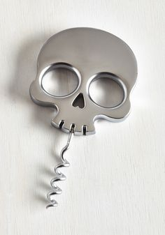Home & Gifts - Macabre Heartthrob Corkscrew