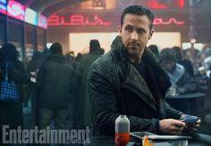 Ryan Gosling asLAPD Officer K in Blade Runner 2049