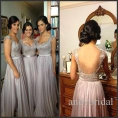 Teal Bridesmaids Dresses 2015 Cheap Bridesmaid Dresses With Belt Backless Maid Of Honor Dresses On Sale Evening Gowns Ruffled Chiffon A Line Silver Bridesmaid Dress Turquoise Blue Bridesmaid Dresses From Andybridal, $96.34| Dhgate.Com