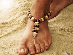 1a1c0a99b85f Hippie Men Barefoot Sandals Footwear by DestinationBarefoot Beach Wedding  Groom