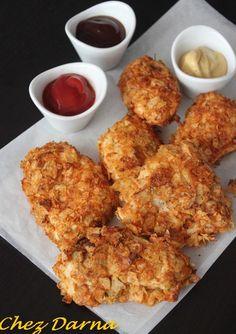 La recette que je vous poste aujourd'hui donne un excellent résultat,un poulet croustillant à l extérieur et tendre et moelleux à l intérieur ,avec une cuisson au four . cette façon de préparer le blanc de poulet est un pur délice ,les enfants et les...