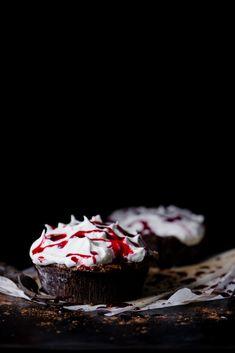 Mississippi Blood Pie – Halloween Chocolate Mud Pie