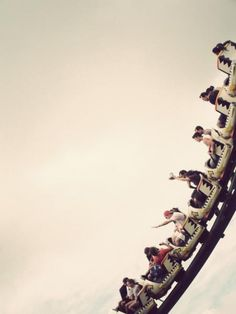 Summer Adventure: Ride a rollercoaster