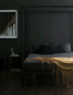 Wohnideen Schlafzimmer Mint wanfarben ideen wohnideen schlafzimmer schwarze wände sisalteppich