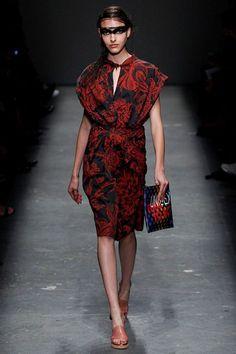 Vivienne Westwood Red Label S/S 2016