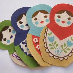 russian doll patches