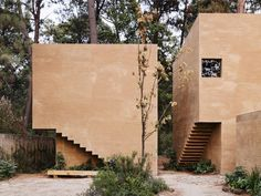 Mexican houses, Taller Hector Barroso