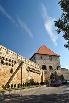 Cetatea Cluj, Bastionul Croitorilor - Cluj-Napoca, jud. Cluj Romania, Louvre, Mansions, House Styles, Building, Travel, Home Decor, Viajes, Decoration Home