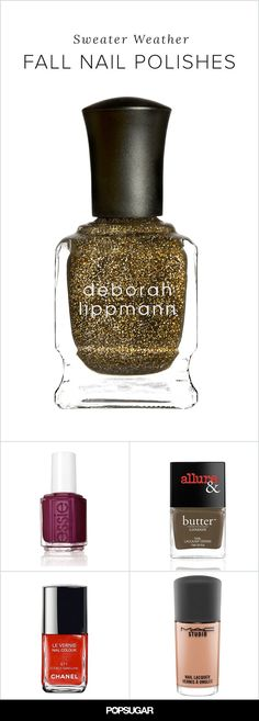 15 Fall Nail Shades That'll Make You Crave Sweater Weather