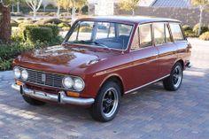 1967 Datsun 411 Wagon