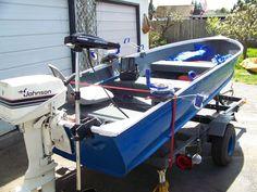 aluminum boat $1,400
