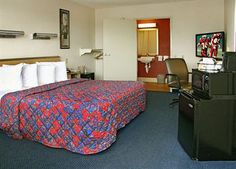 Red Roof Inn Greenville (Greenville, United States of America) | Expedia $50