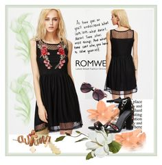 """""""Romwe 6"""" by aida-1999 ❤ liked on Polyvore"""