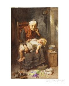 Silver Threads and Golden, 1925 Giclee Print by John Henry Henshall at AllPosters.com