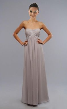 Glorious Beaded Sweetheart Zippered Floor Length Bridesmaid Dress