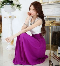 moda coreana - Buscar con Google Korea Fashion, Asian Fashion, Cute Dresses, Dresses For Work, Casual Outfits, Cute Outfits, Rock, Fashion Models, Fashion Dresses