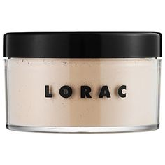 LORAC's translucent powder evens out your skin and sets your makeup for a perfect matte finish. Encapsulated jojoba conditions your skin for a soft, supple look and feel. 100% fragrance free.