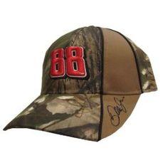 Dale Jr. 88 Realtree Nascar Racing Hat
