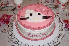 Motivtorte Hello Kitty zum 2. Geburtstag!!
