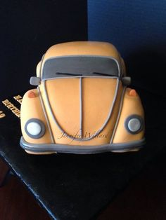 '72 volkswagen beetle  Cake by jiffy0127 I WANT THIS CAKE FOR MY BIRTHDAY!!!!